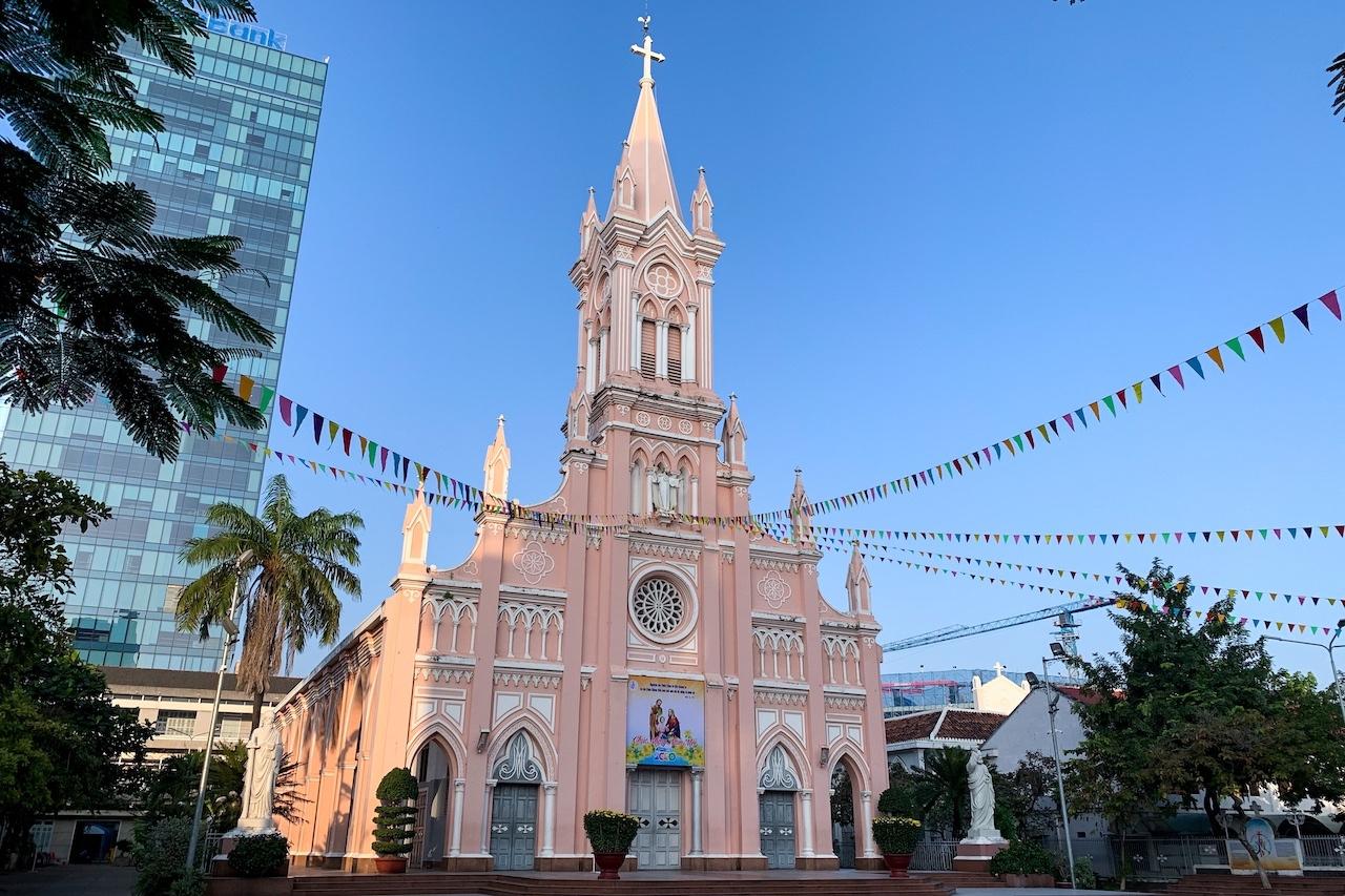 nhà thờ chính toà Hải phòng